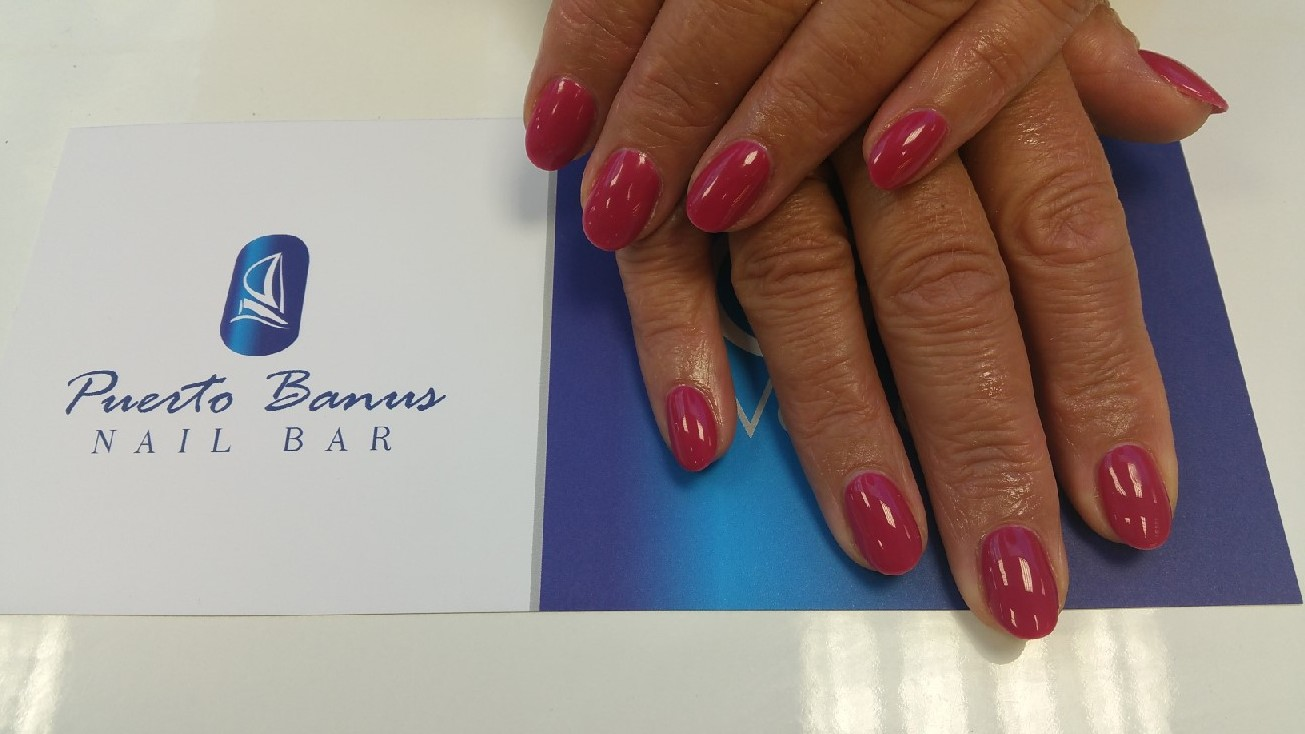 Acrylic nail extensions - Puerto Banus Nail Bar Cork