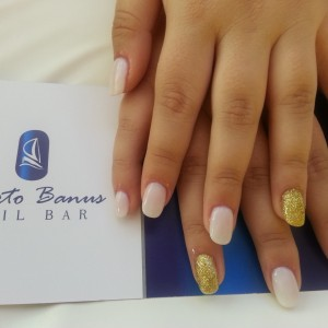 gel nails at Puerto Banus Nail bar