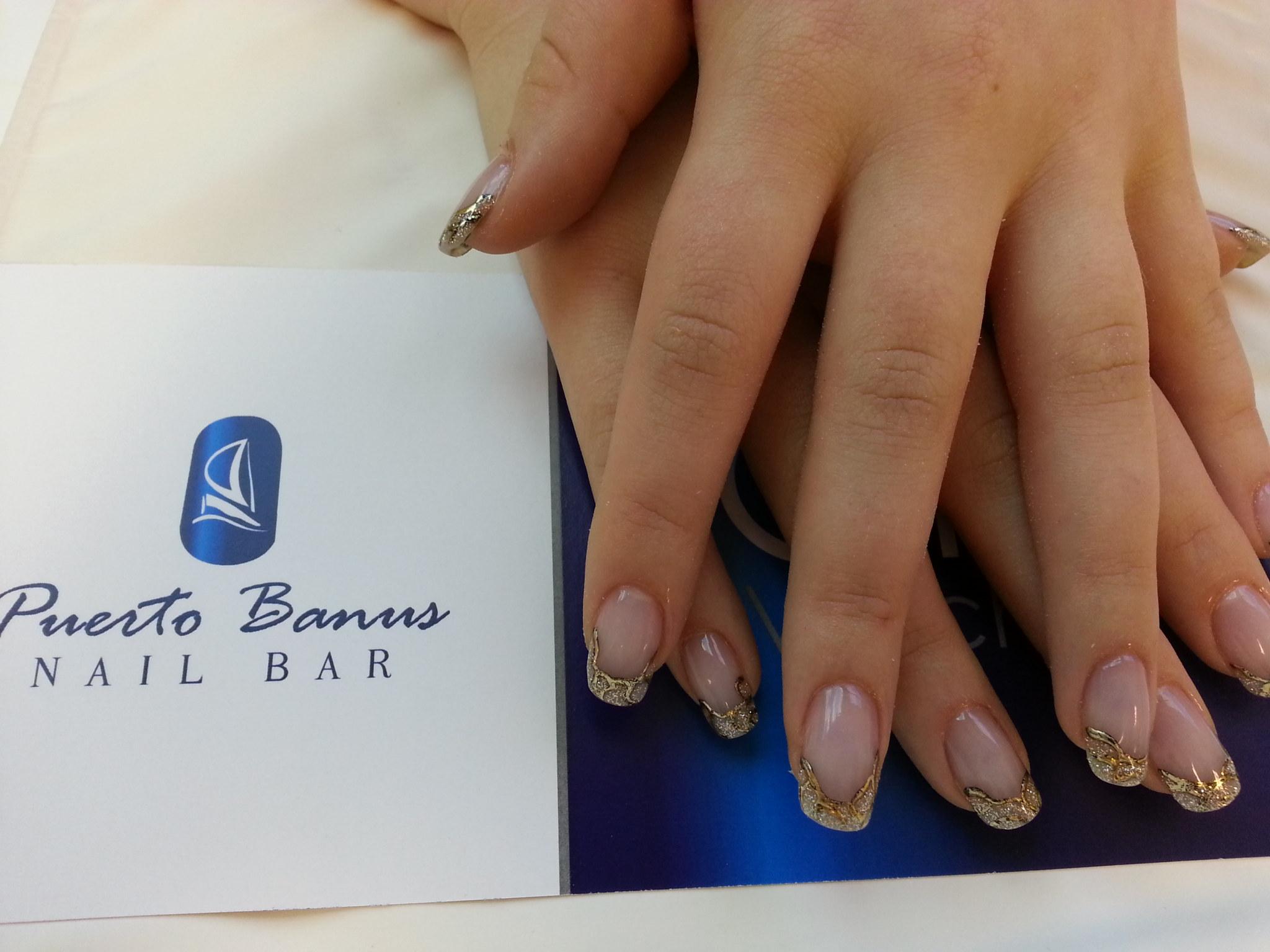 Gel nail extensions - Puerto Banus Nail Bar Cork