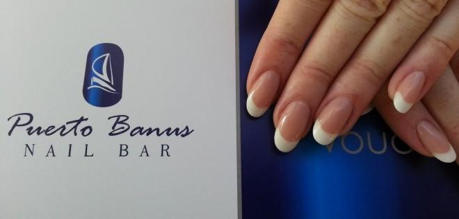 Acrylic And Gel Extensions Puerto Banus Nail Bar Cork